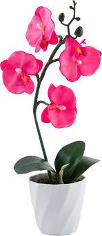 """Купить <b>Цветы искусственные</b> Волшебная страна """"Орхидея в ..."""