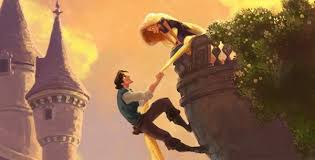 Image result for disney princesses in tower
