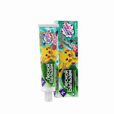 <b>Зубная паста</b> дет с 7лет <b>Лесной бальзам</b> - купить с доставкой в ...