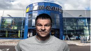 Säljchef K-rauta