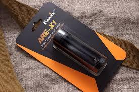 Нож <b>Зарядное устройство ARE-X1</b> (18650, 26650) <b>Fenix</b> (Фонари ...