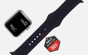 Apple Watch <b>Silicone Bands for</b> Series 5,4,3,2 & 1 Apple Watches ...