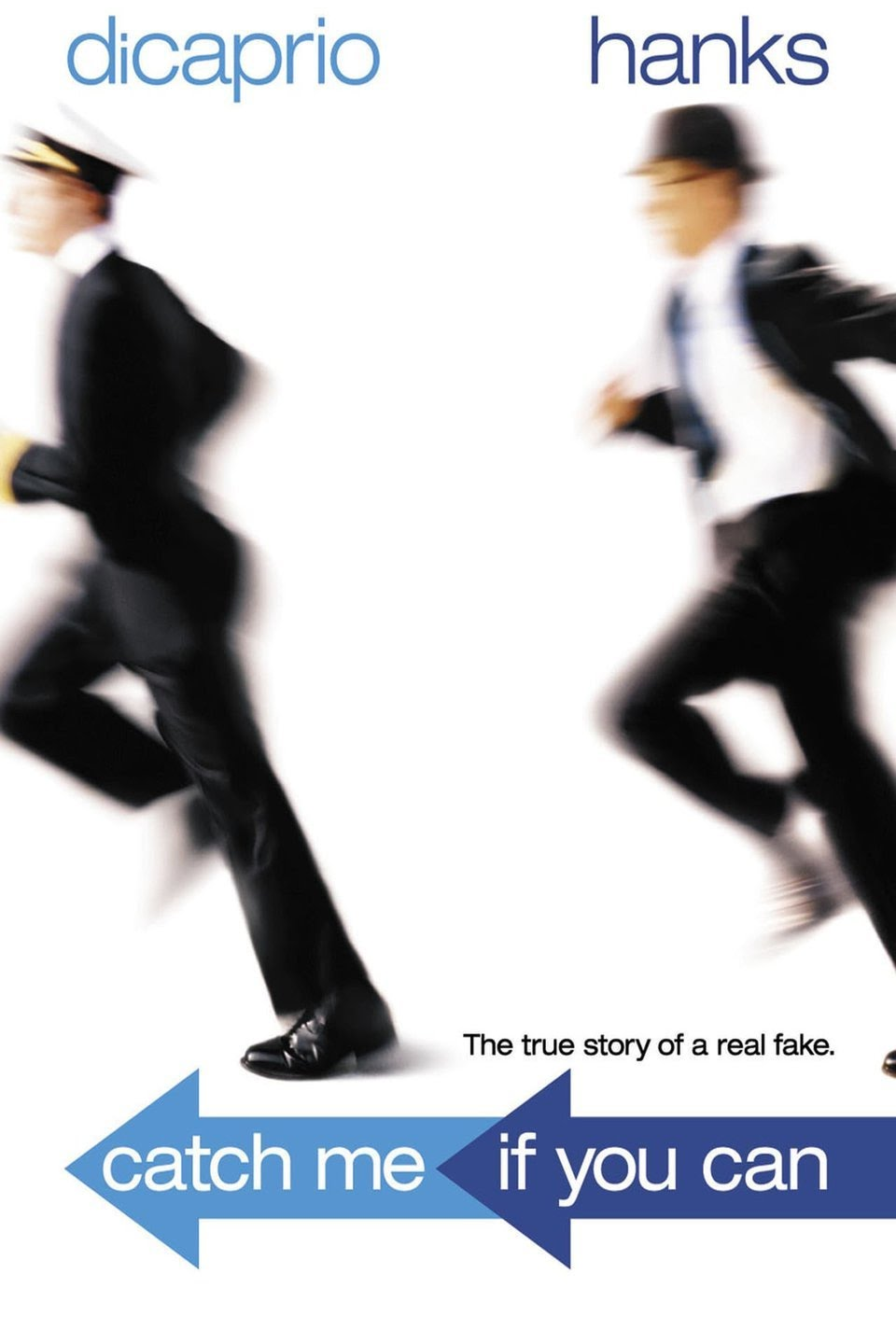 Catch Me if You Can Movie [2002]