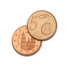 Resultat d'imatges de monedes de 5 i 10 ct