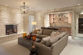 elegant basement hangout with bar and wine cellar design scott for party basement ideas basement wine cellar idea