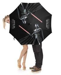 """Зонты c неординарными принтами """"<b>Звёздные войны</b> ..."""