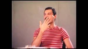 "Freddie Mercury about his hobbies - ""<b>I love sex</b>"" - YouTube"