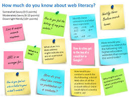 Image result for tests quizzes information literacy