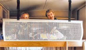 caravan safety and motorhome on pinterest children bunk beds safety