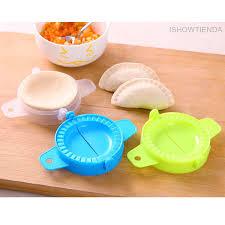 ISHOWTIENDA 1PC New Home <b>Kitchen Tools Dumpling Jiaozi</b> ...