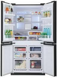 <b>Многокамерный холодильник Sharp SJ-FJ</b> 97 VBK купить в ...