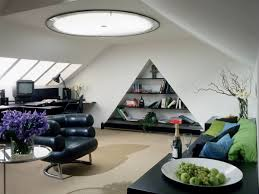 modern minimalist class room interior design and decoration ideas table simple small attic home office with ceiling lighting fixtures home office