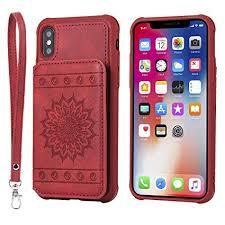 DAMONDY iPhone Xs Case,iPhone X Case, <b>Luxury Flower</b> ...