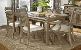 Legacy Dining Room Furniture Legacy Classic Furniture Brownstone Village 7 Piece 84x42