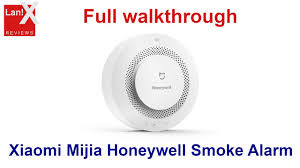 <b>Xiaomi Mijia Honeywell</b> Smoke Alarm (full walkthrough) - YouTube