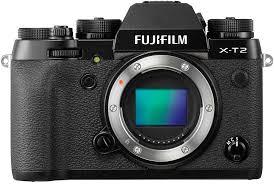<b>Фотоаппарат</b> со сменной оптикой <b>Fujifilm X</b>-<b>T2 Body</b> (черный)