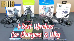 2019: 4 Best <b>Car Wireless Charger</b> Mount for Smartphones & Why ...
