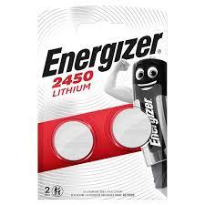 <b>Батарейки Energizer Lithium CR2450</b> 2 шт, блистер — купить в ...