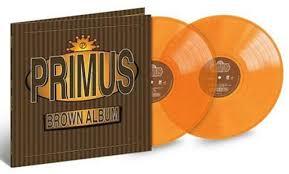 <b>Primus</b>: <b>Brown</b> Album – Tower Records