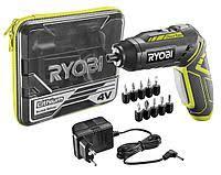 <b>Отвертка</b> аккумуляторная RYOBI R4SDP-L13C, цена 118.92 руб ...