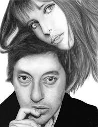 <b>Serge Gainsbourg</b>, Jane Birkin par BERNARDINO - serge-gainsbourg-by-BERNARDINO%5B154558%5D