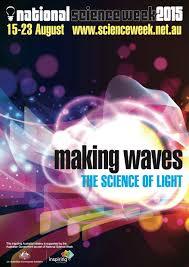 schools national science week natsciwk poster 2015