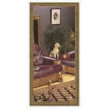 <b>Зеркало</b> в багетной раме (<b>золотой</b> акведук)<b>74х154 см</b> Definite