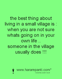 Quotes About Village Life Sex and The City     Quote Addicts