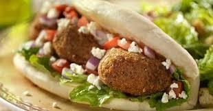 Resultado de imagen de falafel