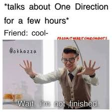 Hehe funny!! on Pinterest   One Direction, Niall Horan and One ... via Relatably.com