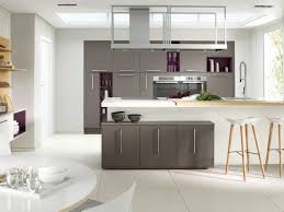 cabinets uk cabis: modern white glossy interior kitchen with grey and white cabins that seems so elegant design of
