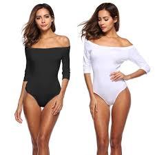 <b>Sexy</b> Women Solid Color <b>Three</b>-quarter Sleeve Jumpsuits <b>Boat</b> ...