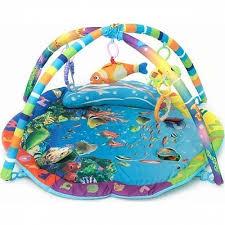 Купить детский <b>развивающий коврик BabyHit</b> Ocean World РМ-Т-1 ...