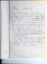 my family essays  principles of auditing and other assurance  my family essays