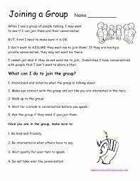 social skills teach students these steps for joining a group so social skills teach students these steps for joining a group so basic but