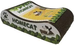 <b>Когтеточка Homecat</b> Мятная волна - купить в ЮниЗоо в Москве ...