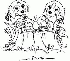 Small Picture Stunning Coloring Pages Dogs Contemporary Amazing Printable