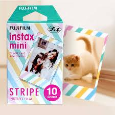 10pcs <b>Fujifilm</b> Instax Mini <b>Film shiny star</b> For Mini 8 7s 7 50s 50i 90 ...
