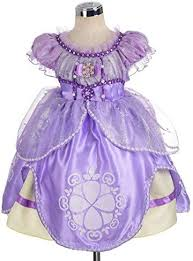 Dressy Daisy <b>Girls</b>' <b>Princess Sofia</b> Dress Up Costume Cosplay ...