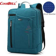 <b>COOLBELL</b> 14.6 Inch 15.6 Inch <b>Large</b> Waterproof Shockproof ...