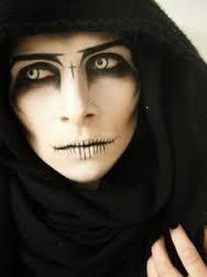 image result for devil makeup