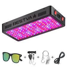 BESTVA <b>1500W LED Grow</b> Light Full Spectrum for Indoor <b>Plants</b> ...