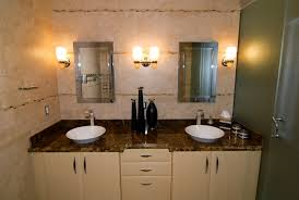 extraordinary small bathroom design with double sink vanity ideas modern vessel for decoration inspiration apartment decorating attractive vanity lighting bathroom lighting ideas