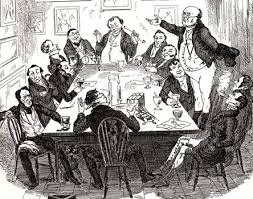 Image result for the pickwick club of utopia