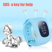 Анти-<b>потерянный</b> Q50 OLED Детский <b>GPS</b> трекер SOS умный ...