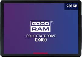ssd диск goodram cx400 256 гб