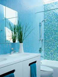 blue bathroom tile ideas: saveemail eafaea  w h b p contemporary bathroom