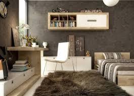 Furniture Bedroom Decoration Design Ideas Rectangular Dark Brown Furry Area Rugs Along Low Solid Wood