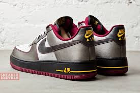 nike air force 1 dusty grey metallic pewter cherry air force 1
