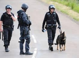 Resultado de imagen de policías ingleses de asalto